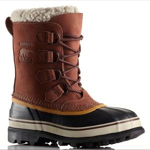 Sorel Caribou Boots - Brand New!